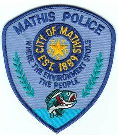 MATHIS PD   (TX)