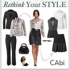 #CAbi - Mixing the way you pair the items that are already part of your wardrobe is like going shopping in your own closet. Just like that, you will have a fresh look that will curve your craving for newness.  #blog #fashion #fashionblog