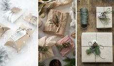 Grønnere julefeiring del 4: innpakning - Enjo Scandinavian Christmas, Gift Wrapping, Gifts, Inspiration, Ideas, Gift Wrapping Paper, Biblical Inspiration, Presents, Wrapping Gifts