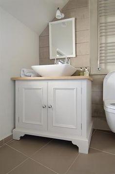 Neptune Bathroom Chichester 600mm Sink Door Base Cabinet