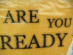 Primera clase de inglés: vocabulario básico: ¿Estás listo? - ¡comencemos!