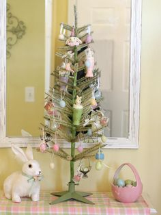 Trim the (Easter) Tree—An Easter tree is a favorite tradition for many families.