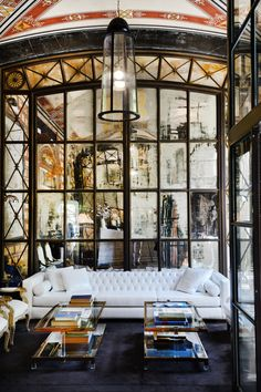 Cotton House Hotel in Barcelona, Spain