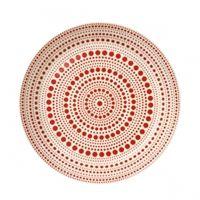 Kulku Plate 21 Cm Red Iittala Kulku Dishware Tableware Finnish Design Shop