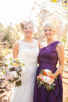Vintage, Fall, Shabby-chic, Rustic, Southern Wedding