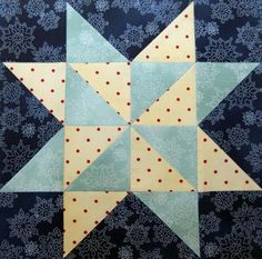 Looking for your next project? You're going to love One Special Star Block Tutorial by designer JacquelynneSteves.
