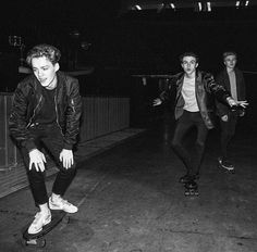 Main reason y i want to skateboard New Hope Club, A New Hope, Declan Mckenna, Blake Richardson, Reece Bibby, The Vamps, Handsome Boys, Music Bands, Music Artists