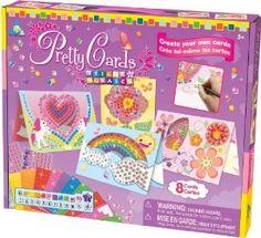 Amazon.com: Sticky Mosaics® Pretty Cards: Toys & Games