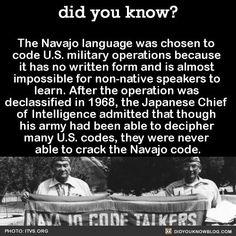 Navajo cide interesting