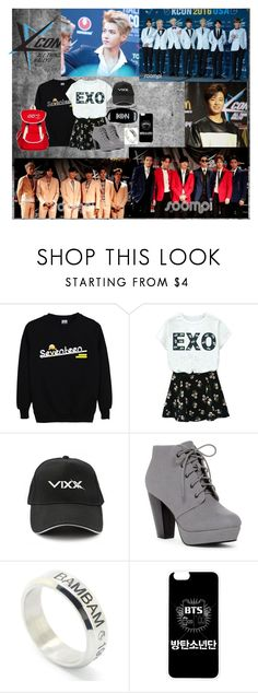 """""""KCON Outfit"""" by bulletproof-wolfie on Polyvore featuring DK and LØMO"""