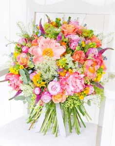 Our New Summer Bouquet
