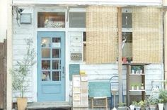 Shop in Korea Korean Cafe, Cafe Interior, Outdoor Decor, Restaurants, Room, Shops, Furniture, Shopping, Home Decor