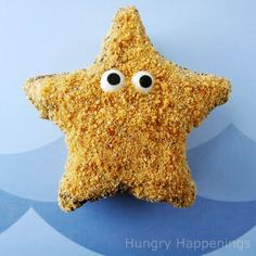 s'mores starfish