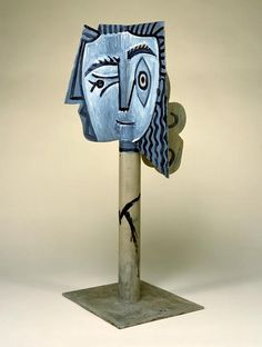 Pablo Picasso Head of a Woman - by Catherine Craft / Associate Curator / Nasher Sculpture Center