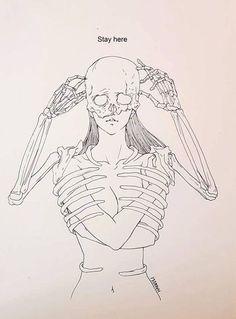 Artistas compartilham desenhos como forma de conscientizar sobre a depressão - Bons Tutoriais