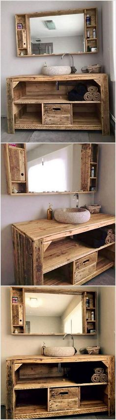 Multi-Purpose DIY Pallet Project Ideas