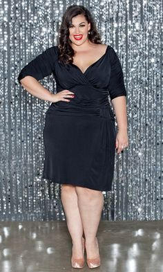 Plus Size LBD... Hot!