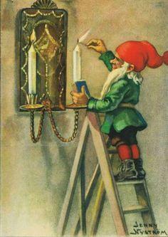 Malowany kokon: God Jul