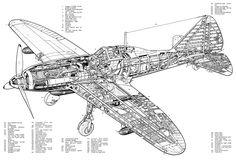 Italian Aircraft of WWII: Reggiane Sagittario