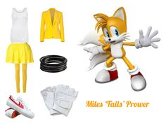 COSTUME - SUPER MARIO - TAILS AND SONIC - Share on Google+