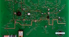 Yuri Suzuki's Tube Map