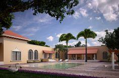 Family Home Merida Yucatan Mexico