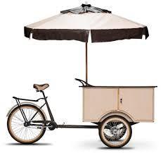 Risultati immagini per food truck bicicleta