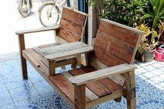 pallet bench diy ideas