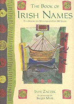 Common Irish Last Names Meanings And Origins
