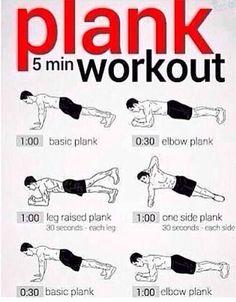 Plank workout   #fitness #workout #plank #plankworkout