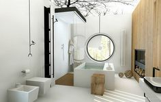 10 Nature Inspired Bathroom Design maison valentina nature-inspired-bathroom-with-dark-handles-and-hooks-also-square-bath-tun-plus-modern-white-toilets-also-wooden-chair-and-wooden-walls-with-built-in-fireplace-design-ideas-1024x6 nature-inspired-bathroom-with-dark-handles-and-hooks-also-square-bath-tun-plus-modern-white-toilets-also-wooden-chair-and-wooden-walls-with-built-in-fireplace-design-ideas-1024x6