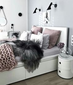 So Much Inspiration From Well Designed Spaces... And I. Teenage  BedroomsRoom Decor Teenage GirlGirls ...