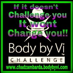 If your using products off the shelf of Walmart, Gnc, bodybuilding. com and so forth your selling yourself short. Not only will you get better results with Visalus its also lower cost not that you can put a price on your health bit its a shake that cost $1.50!!! Visalus is the #1 health and fitness company in the world and is light years ahead of any competition!! You can even get your products Free every month not to mention 24 hour support from fitness experts all over the world. Are you…