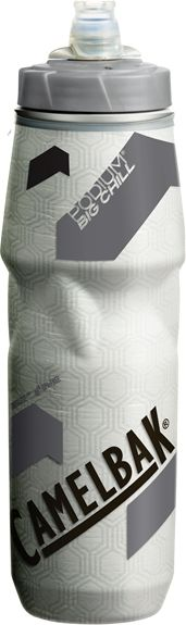 Podium Big Chill 25oz water bottle, available at MEC.ca for $15 including tax. Insulated and downright awesome! For more info hit the link.