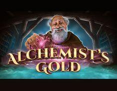 Alchemist's Gold - Game Slot Game Slot, I Am Game, Alchemist, Game Design, New Work, Behance, Profile, Graphic Design, Games