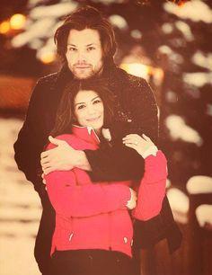 Genevieve and Jared