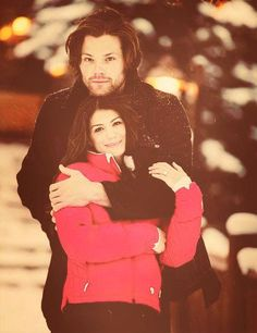 Gen and Jared. I have to admit they seem impossibly sweet together.