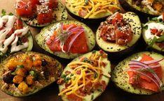 Avocado Dessert, Avocado Breakfast, Breakfast Healthy, Avocado Recipes, Healthy Recipes, Avocado Ideas, Avocado Food, Vegetarian Recepies, Keto Avocado
