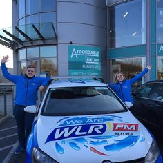 The WLR FM Street Team are at Affordable Luxury RSC Roundabout Cork Road to celebrate their Black Friday weekend Mega Sale! We are here with the usual goodies so call down and check out the great offers in store. #blackfriday #affordableluxury #sale #WLRFM #waterford