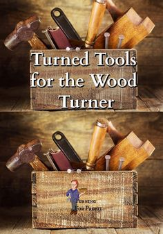 A great way to practice your turning skill is in producing tools for your workshop. This week we will look at several tools suitable for a wood turner and others. Check out these videos to learn how to turn a mallet, a hammer, a baseball bat, a garden dibble, tool handles, and a scratch awl. Turning Tools, Wood Turning Projects, Fun Projects, Wooden Pattern, Planting Bulbs, Do It Yourself Projects, Woodturning, Some Fun, Workshop