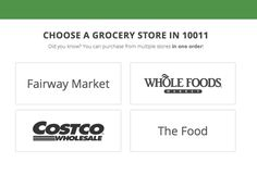 Non-members can get Costco groceries delivered to their home using Instacart.   26 Life-Changing Things You Need To Know About Costco