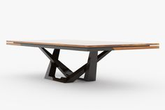 RH Bellissimo Dining Table