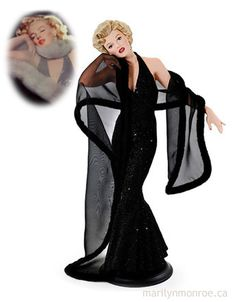 Marilyn Monroe Franklin Mint Dolls
