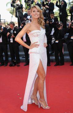 2013 - Heidi Klum in Versace