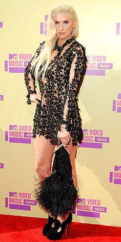 Kesha 2012 Vma