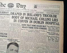 :( Ireland 1916, Irish Independence, Irish American, American Girl, Easter Rising, Daily Papers, Irish Landscape, Irish Eyes Are Smiling, Michael Collins