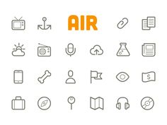 Introducing Symbolicons Air!