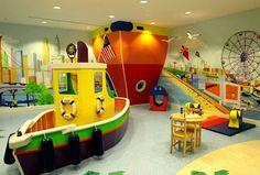 inrerior design of european daycare  | ... Daycare Room Decor | House Design | Decor | Interior Layout
