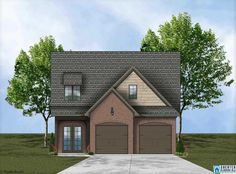 Come live in one of the most sought after communities in the Birmingham area! Lake Cyrus is conveniently located near the interstate system, so you will be able to get to work, shopping, restaurants, entertainment, recreational facilities and sports events with ease.  HURRY so you can choose your amenities and colors, and make this your own personally designed home!  (Plans and renderings are not exact depictions)