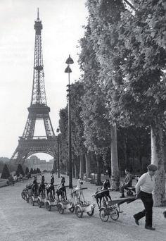 Robert Doisneau, love his photography